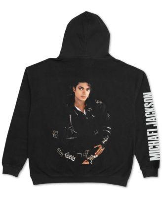 0a7a8bd21 Michael Jackson Mens Bad Fleece Hoodie, Created for Macy's | macys.com