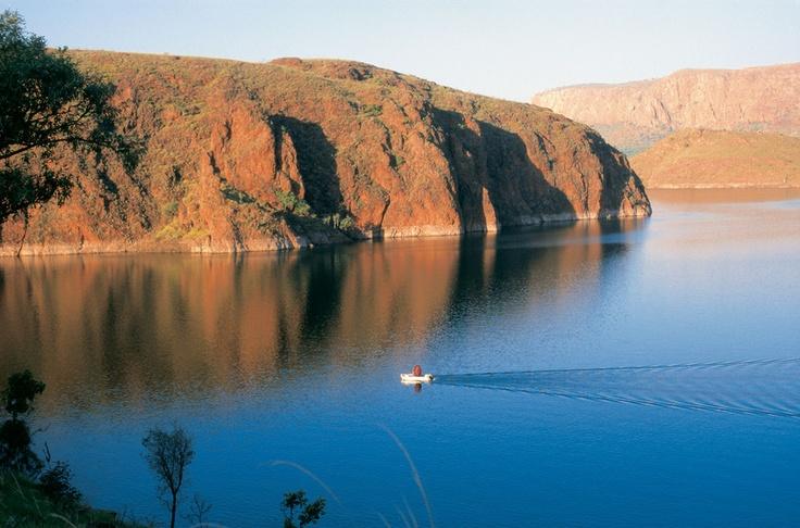 Lake Argyle, near Kununurra