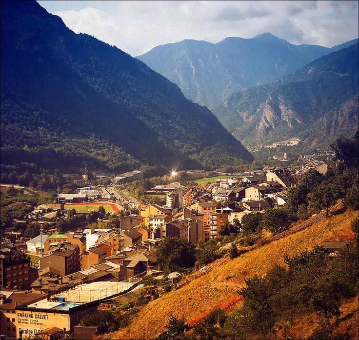 Andorra by Asya Volkova, via 500px