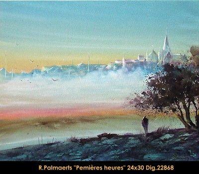 Original multimedium painting on canevas by Roland Pamaerts #Palmaerts #art #figurativeart #CanadianArt #originalartwork #mixtmedia #quebecartist #canadianartist #citypanorama #contemporaryart #fineart #balcondart #multiartltee