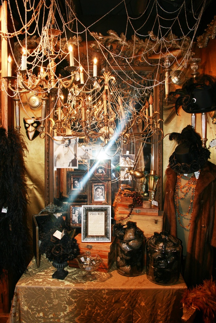 507 best decorating for halloween images on pinterest halloween stuff halloween ideas and happy halloween - Unique Halloween Decor