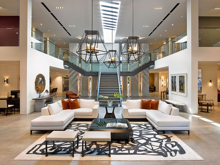 120 best holly hunt showrooms images on pinterest holly for Top dallas architecture firms