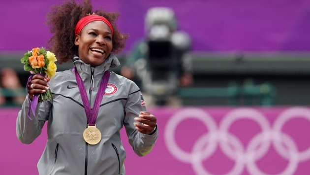 Olympic tennis gold medalist Serena Williams describes why she broke out into dance during her gold medal ceremony.Olympics Moments, Gold Medalist, 2012 Olympics, Olympics 2012, London Olympics, Medalist Serena, Serena Williamswomen, Serena Williams Women, Single Tennis
