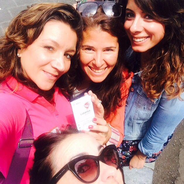 HappyDays&NewFrieds al #cataniapasstour