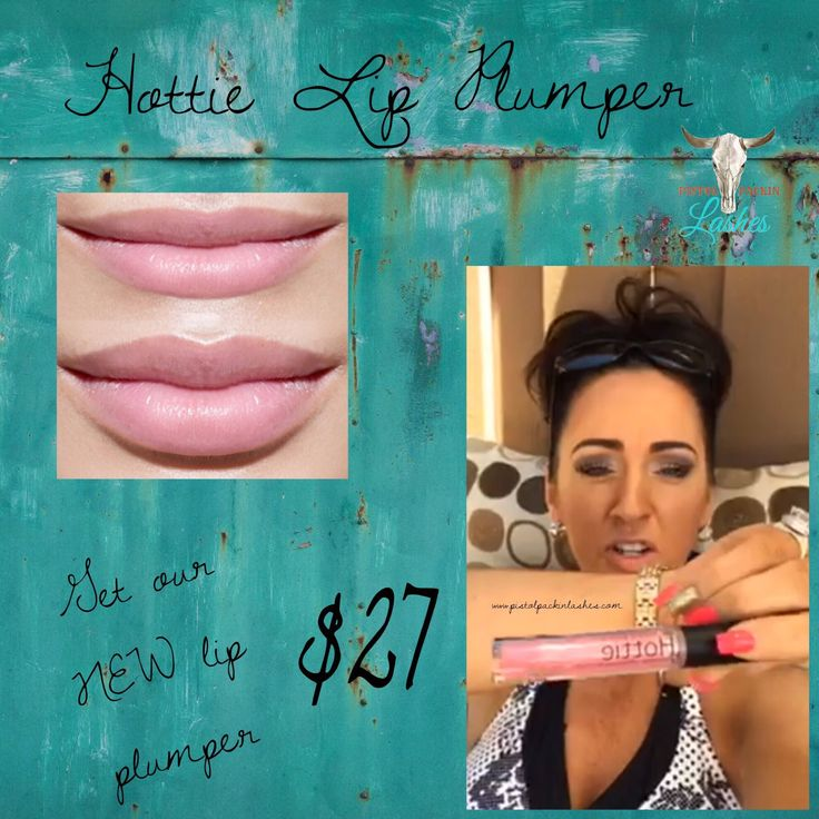 JUST released like two seconds ago! Who's ready to plump up their lips?!    Limited quantity--so if u want big juicy lips hop on it!  Hottie lip plumper here I come.   I may have got to sample at the photoshoot   *pic not from younique kind but this is what it'll do  www.pistolpackinlashes.com