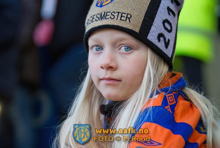 AaFK fan. March 2012.