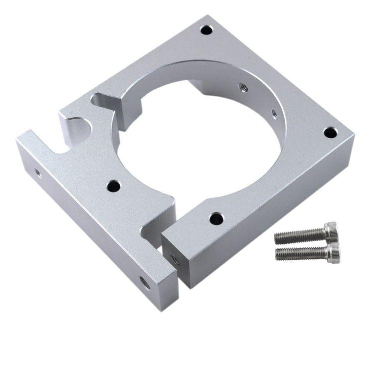 CNC Machine Mill 70mm Spindle Mount Holder Bracket for BOSCH Colt Trim Router