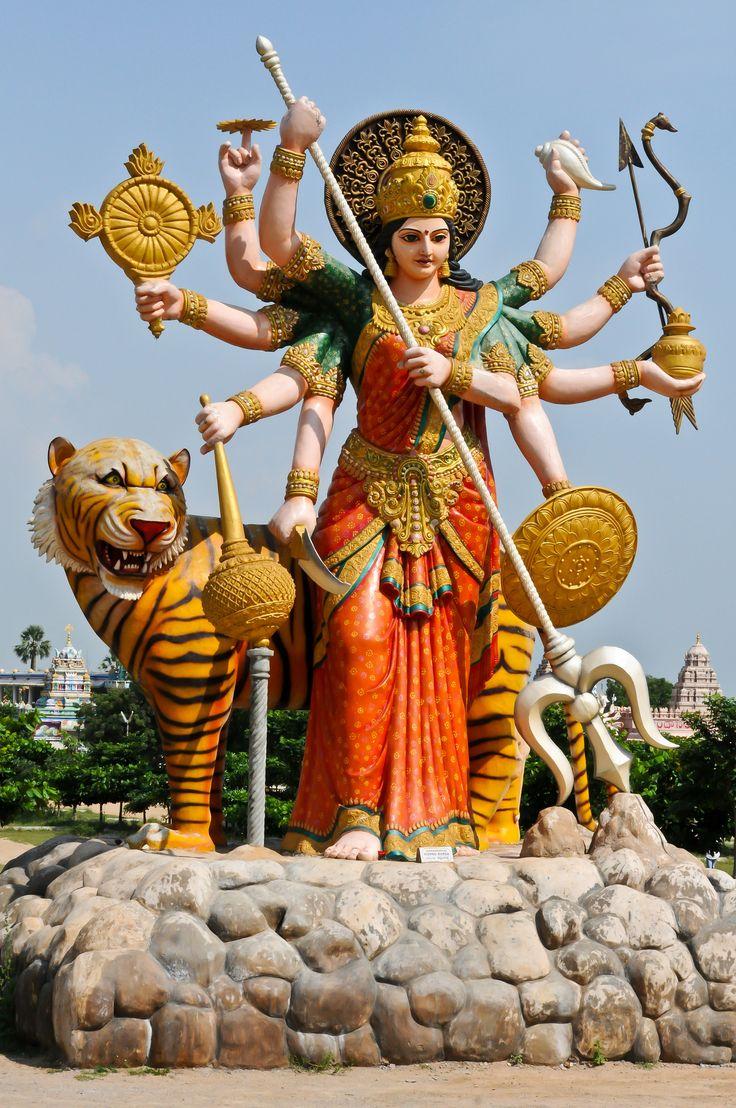 https://flic.kr/p/dhcCrg | Goddess Durga Devi