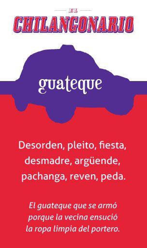 Vamos al guateque !!!