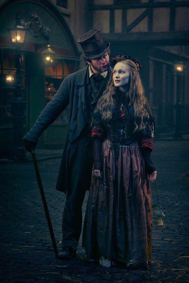 Dickensian - Bill Sikes, Nancy