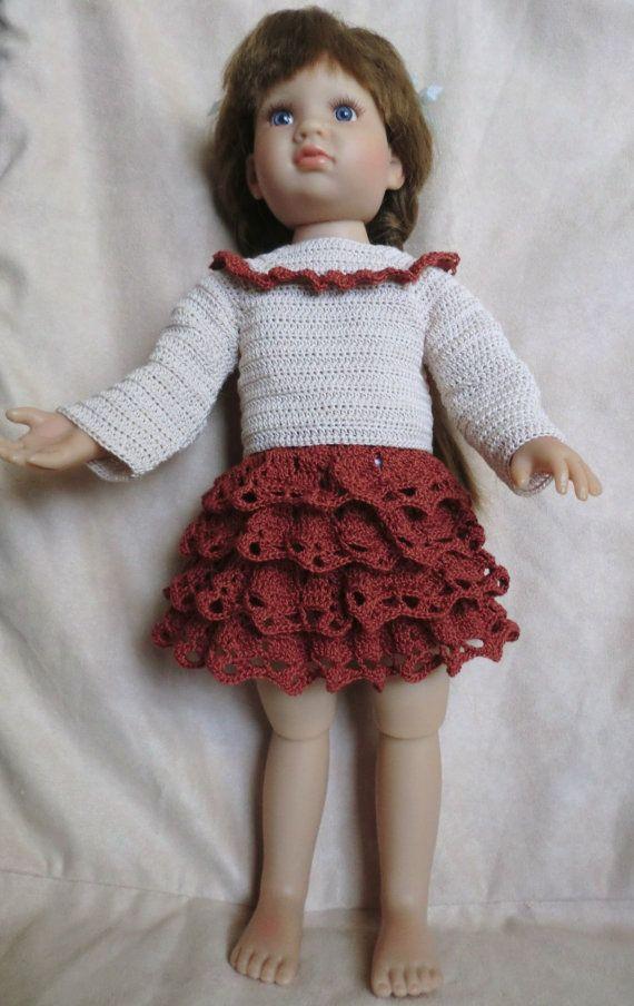 1427 mejores imágenes de crochet dolls en Pinterest | Muñecas ...