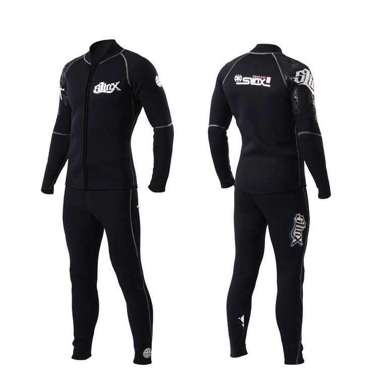 Surfing Wet Suit Short-Sleeve 1.5mm Dive Wetsuits for Kayaking Spearfishing