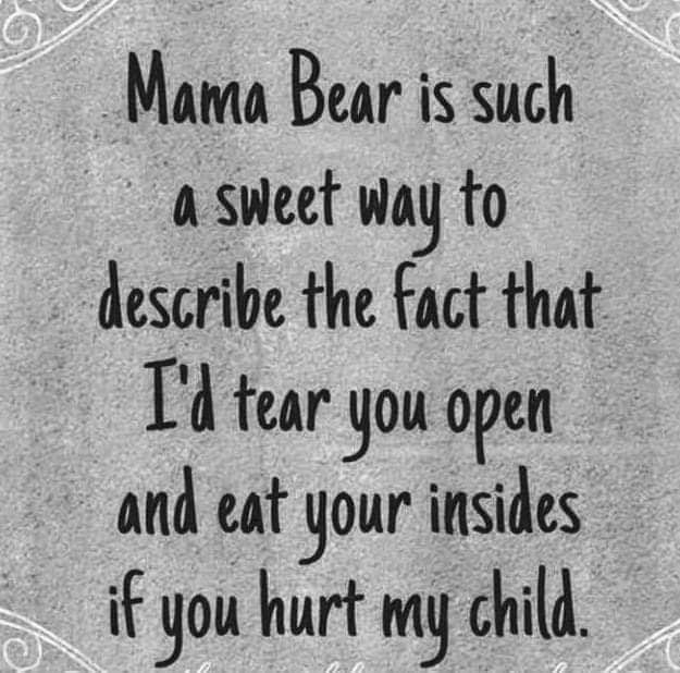 Pin By Sherry Jones On Family Love My Family Mama Bear Truth