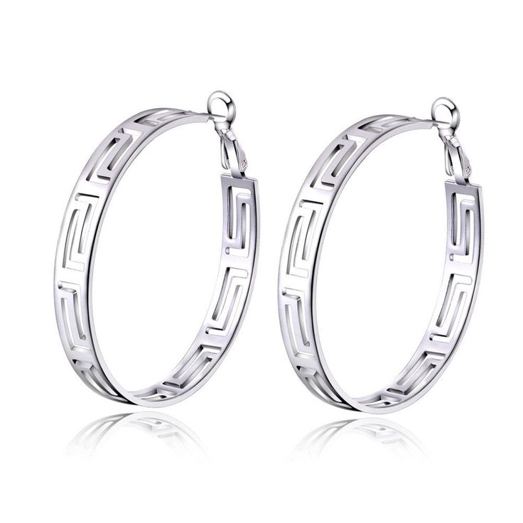 NEW Fashion 925 sterling Silver Pretty For women Wedding party Earring Jewelry