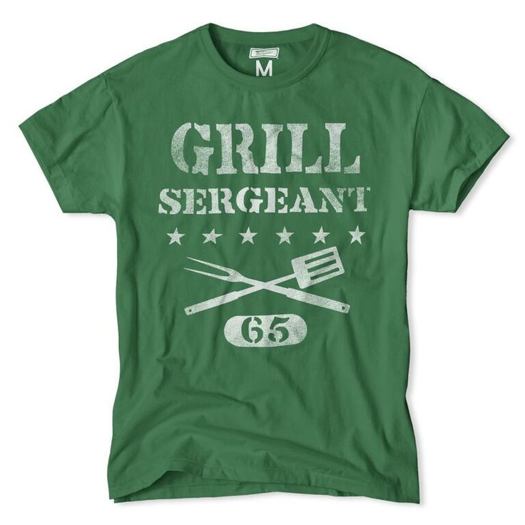 Grill Sergeant T-Shirt by Tailgate | T-Shirts