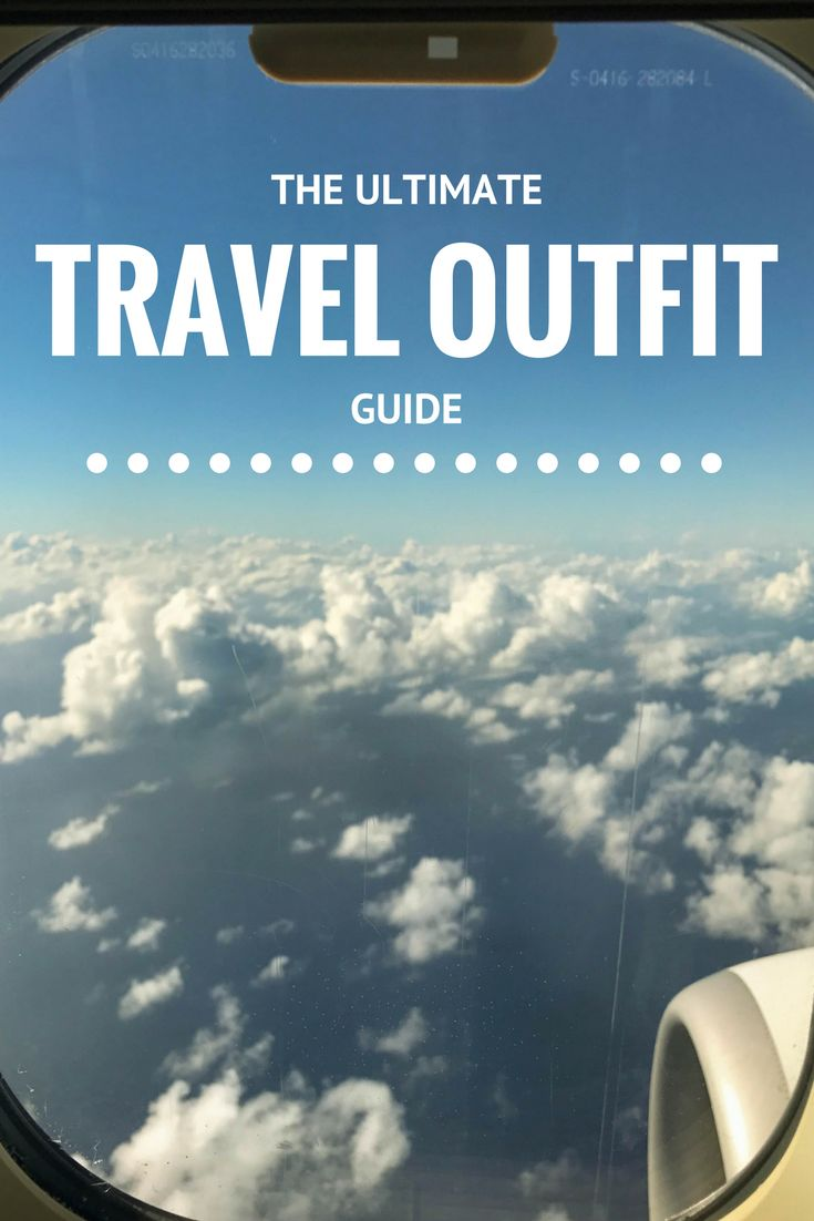 What makes the perfect travel outfit?