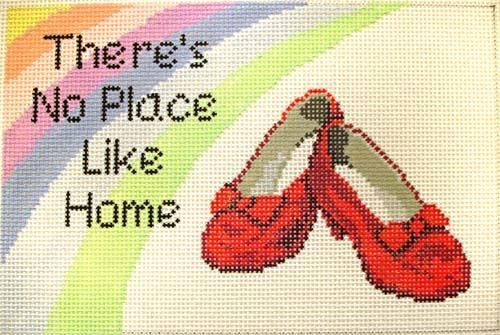 The Wizard of Oz - no place like home cross stitch