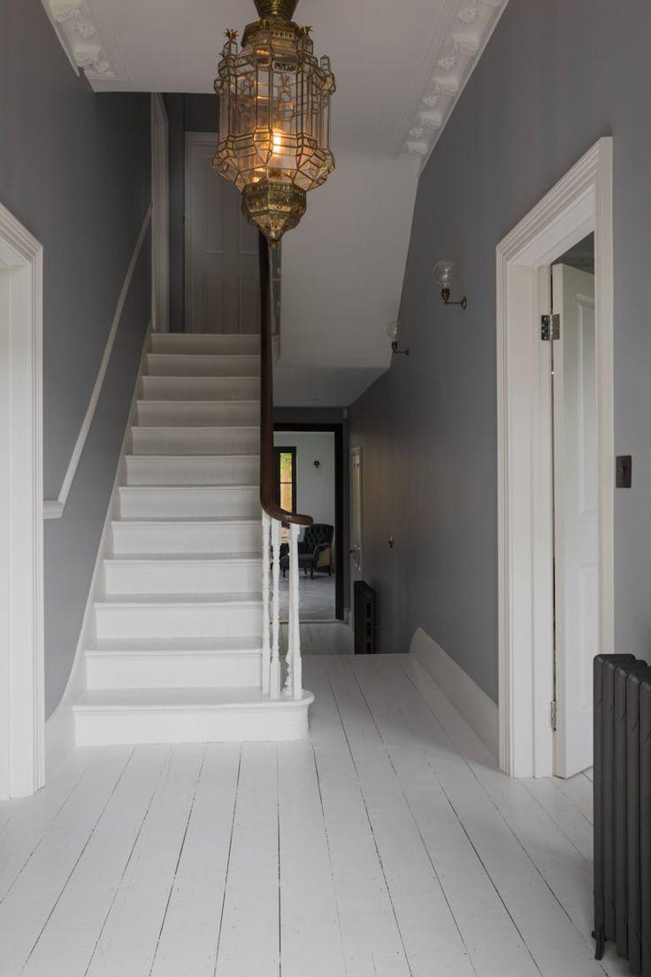Kempe SW16 - entrance hall - london houses - shootfactory location