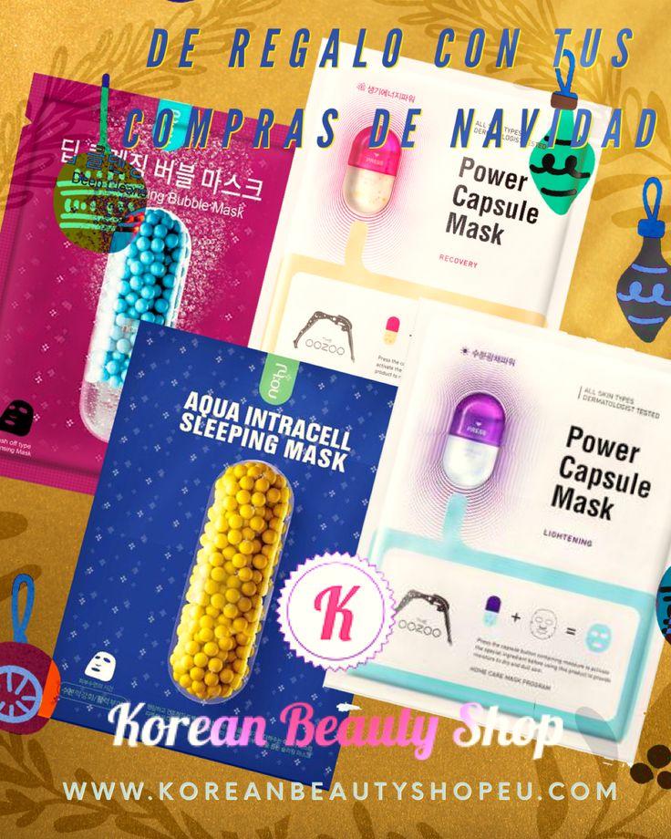 Promoción Navidad Korean Beauty shop Cosmética coreana
