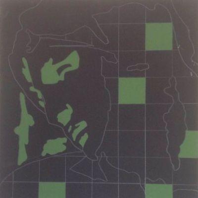 Tano Festa - Da Michelangelo 1978 - 39x46 - Autentica F. Soligo