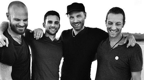 """Coldplay dévoile son nouveau single """"Magic"""", premier extrait de l'album """"Ghost Stories"""""""