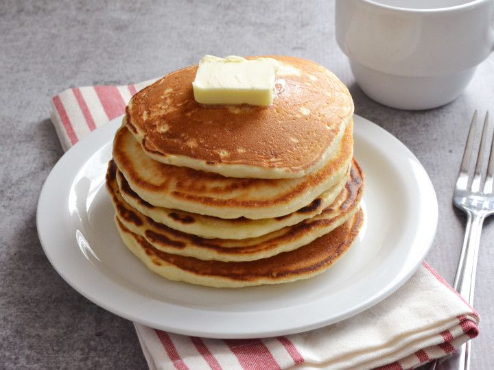 How to Make Pancakes:  You'll flip when you realize how easy it is to make your own perfectly-prepared flapjacks.