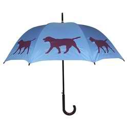 The Dog Park Umbrella: Labrador Retriever Silhouette - SAVE 15%! Only $34.95 use Code FACEBOOK15 Identify yourself and your favorite dog breed with this beautiful walking stick rain umbrella featuring a Labrador Retriever silhouette image. Take this stylish umbrella with you to the park, on walks, on errands … wherever it's raining, this umbrella shows your devotion to Labs.