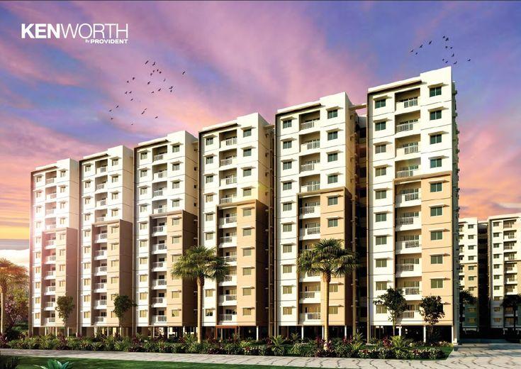Provident Kenworth Hyderabad #kenworthhyderabad #providenthyderabad #providentkenworth http://india-realestate.in/provident-kenworth-hyderabad/