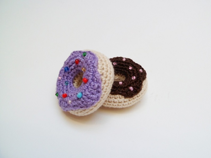 Amigurumi Donut Patron : 17 Best images about AMIGURUMI on Pinterest Bobs ...