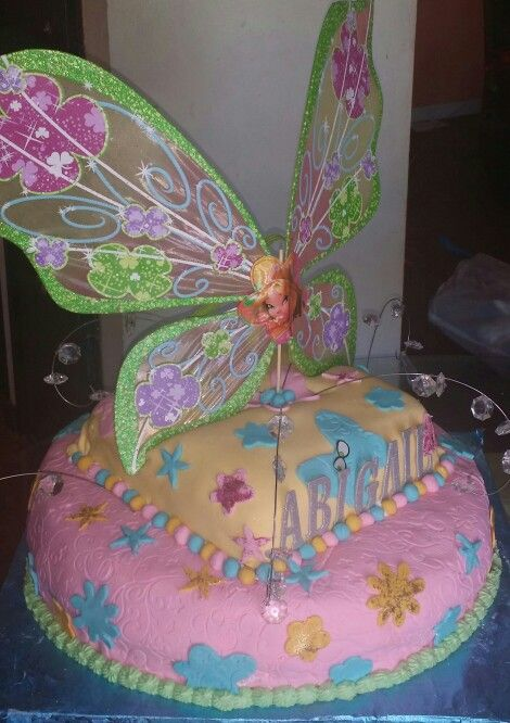 Cake Design Winx : 17 Best images about Winx Club on Pinterest Barbie ...