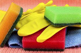 Sütőpor - takarítás