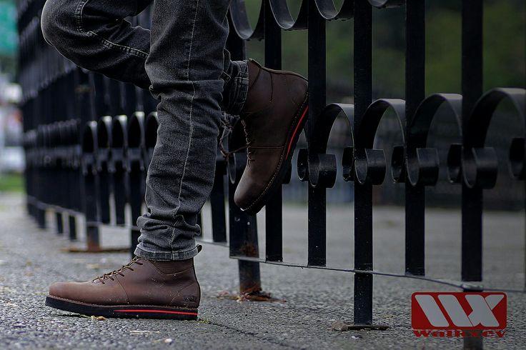 Sepatu kulit walkxey yg selalu jadi incara para sobat tangguh