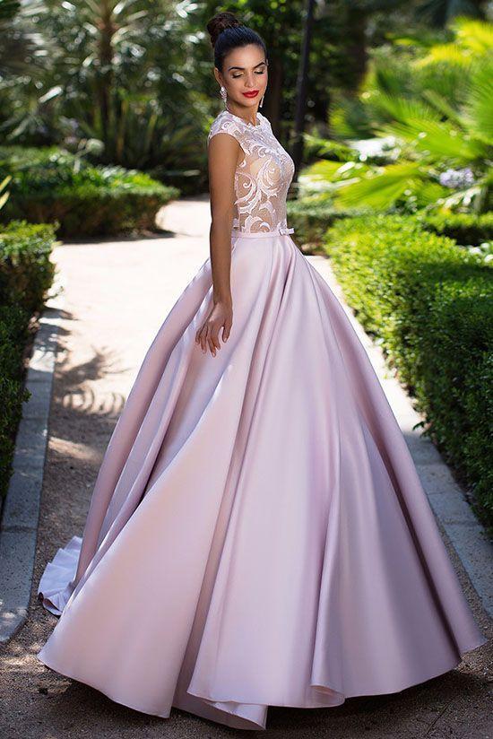 035d919141235df Самые красивые вечерние платья 2018 (240 фото+видео) | Women's ...