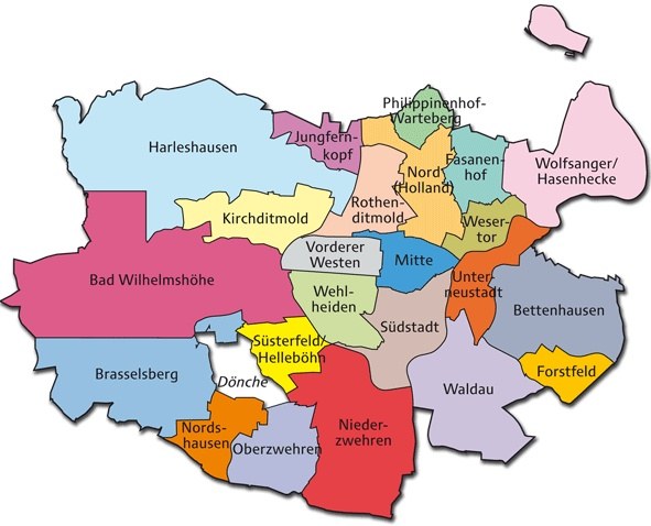 Best Kassel Images On Pinterest Kassel Europe And Germany Travel - Germany map kassel