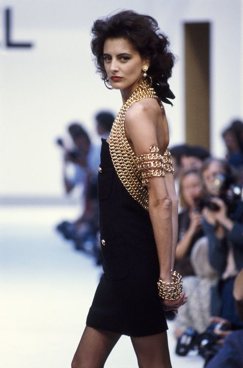 Ines De La Fressange Jeune : fressange, jeune, Models:, Fressange, Ideas, Chanel, Fashion,, Parisian
