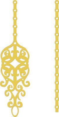 Ornate Charm Die (Kaisercraft) - Ninabrook Paper Crafting