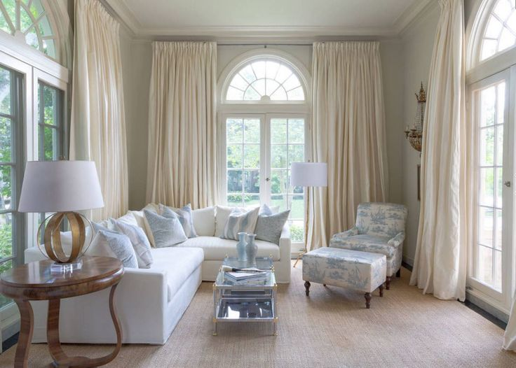 Living Room Curtains Design Ideas 2016 Chic Classic Desogn For The Mansions