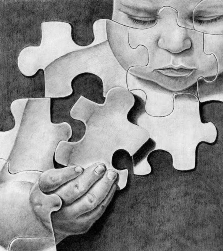 AMAZING puzzle sketc