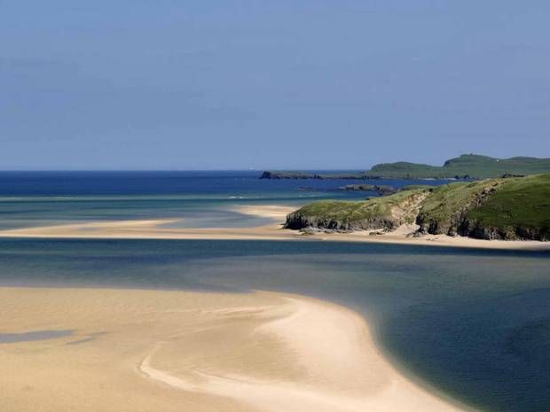 Scotland's North Coast 500: A high road to the roof of Britain - UK - Travel - The Independent