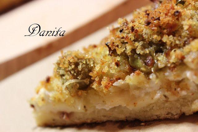 Le leccornie di Danita: Lo sfincione con i carciofi