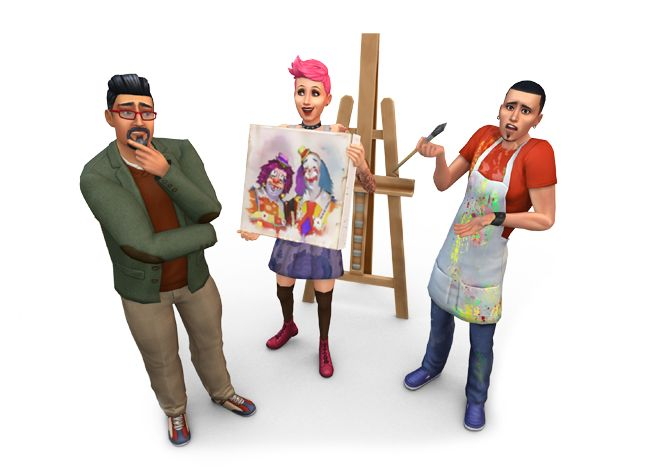 The Sims - Share Your Creations - Official Site