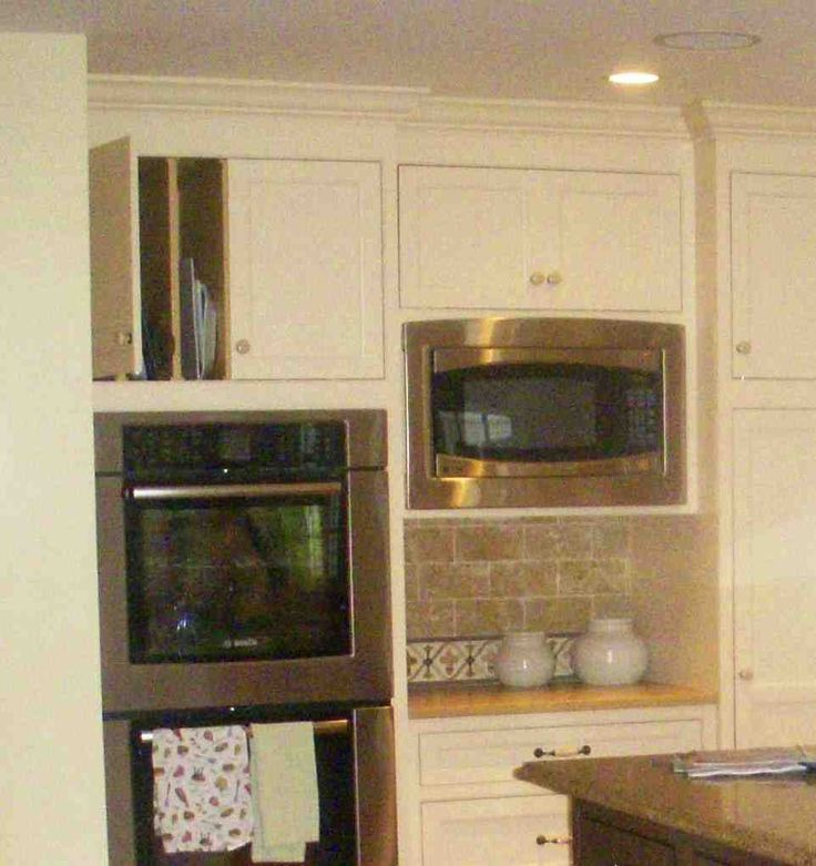 32 best Microwave Cabinet images on Pinterest | Microwave cabinet ...