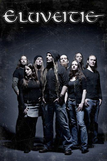 [News] ELUVEITIE & WINTERSUN Announce In-Store Signings