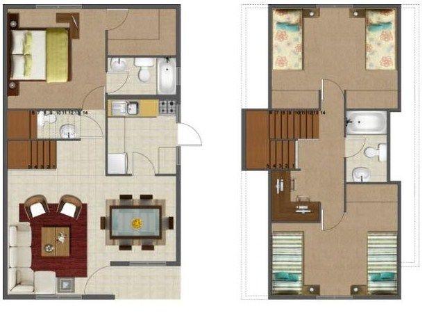 Mantenimiento Y Demas Si No Tienes Unos Planos De Casas Planos De Casas Sencillas Planos De Casas Prefabricadas