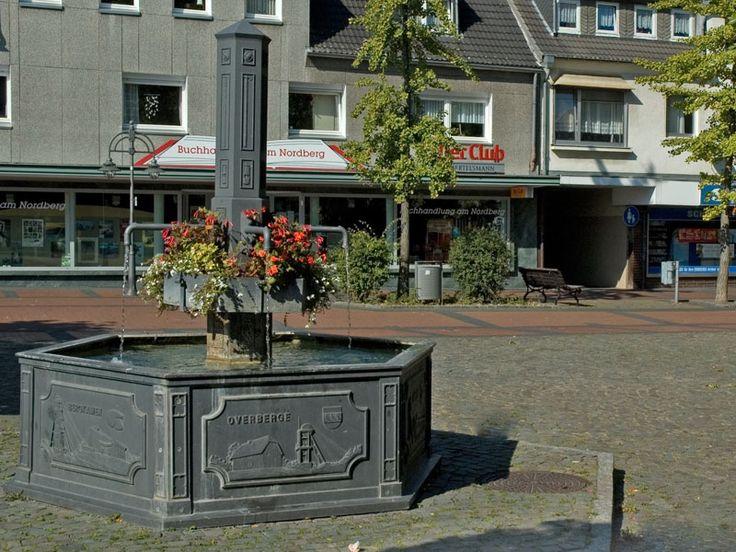 Bergkamen Brunnen Nordberg - Bergkamen – Wikipedia