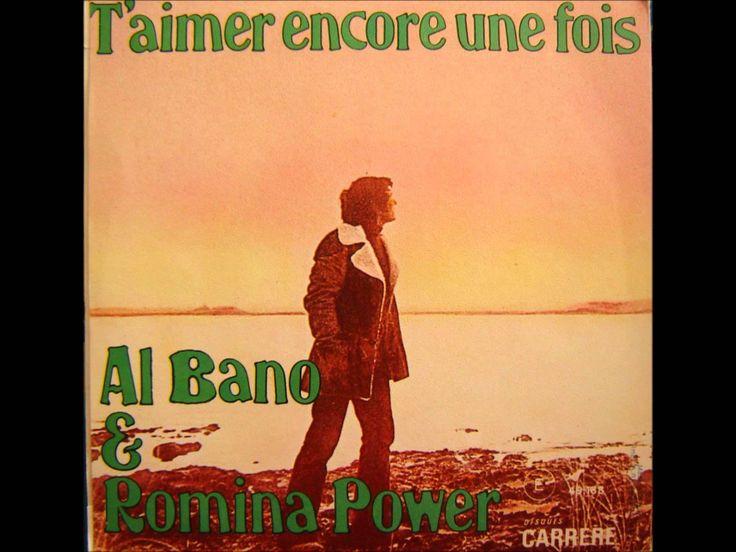 Romina Power et Al Bano - T'aimer encore une fois