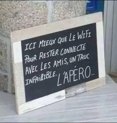 ... l'Apéro !