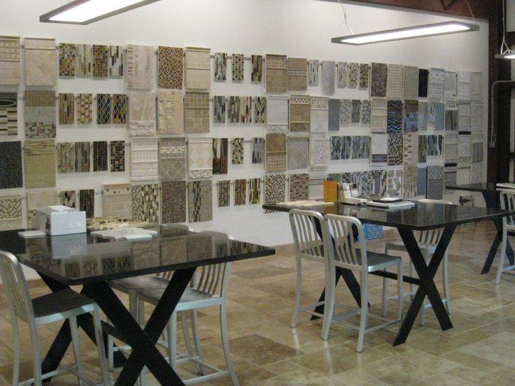 Ag Amp M Stone And Tile Showroom In Okc Granite Marble Tile