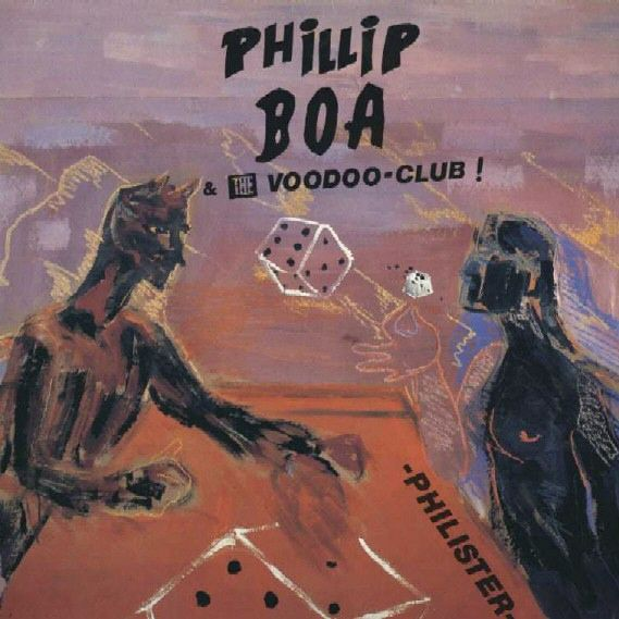 PHILLIP BOA AND THE VOODOOCLUB · Offizielle Homepage    carsten