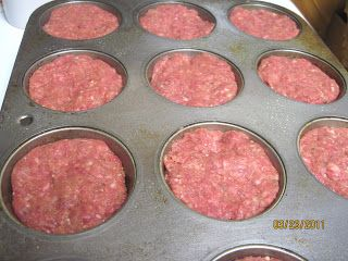 The Better Baker: Mini Meatloaves from Make-Ahead Meals For Busy Moms